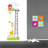 Muursticker schilderij vogels en uil babykamer idee - Babykamer schilderij idee ...