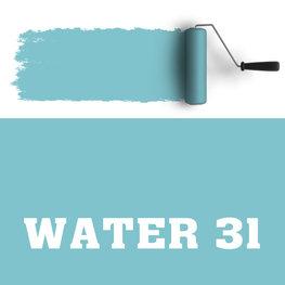 Muurverf mat Water 31