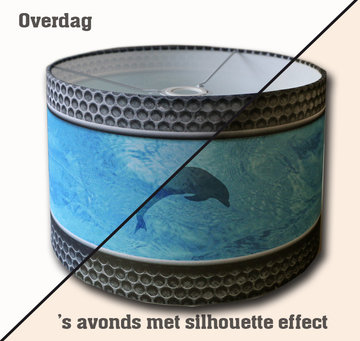 Kinderlamp Dolfijnen onderwaterwereld