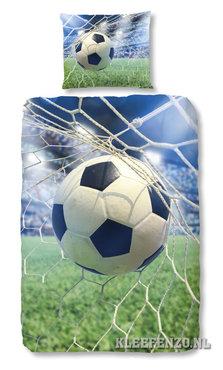Voetbal dekbed Goal