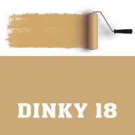 muurverf Dinky 18 kinderkamer